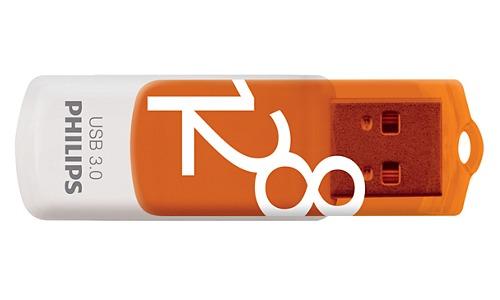 Philips Vivid Edition 128GB Orange