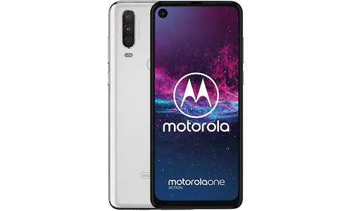 Motorola One Action 128GB White