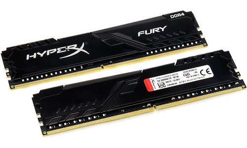 Kingston HyperX Fury Black 16GB DDR4-3200 CL16 kit