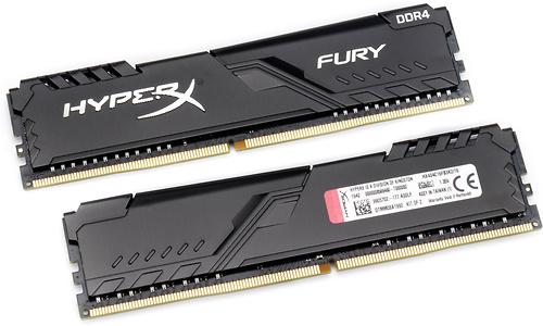 Kingston HyperX Fury Black 16GB DDR4-3466 CL16 kit