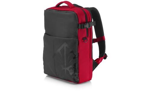 """HP Omen Backpack 17.3"""" Black"""