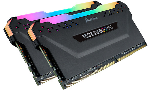 Corsair Vengeance RGB Pro Black 16GB DDR4-3600 CL18 kit (5KFC3516HESD)