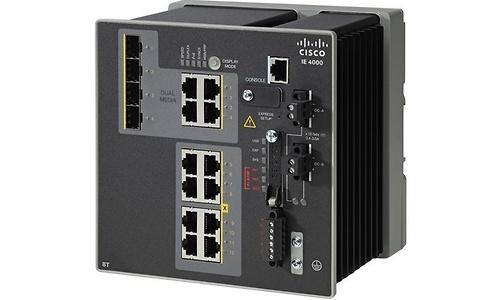 Cisco IE-4000-8T4G-E