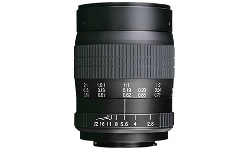 Dörr 60mm f/2.8 Macro Canon EOS