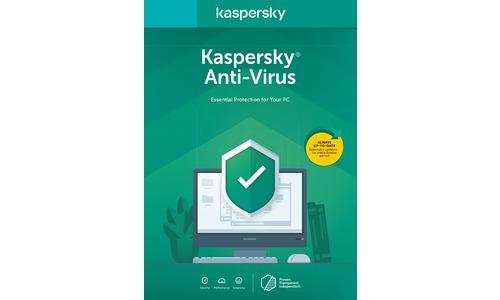 Kaspersky Anti-Virus 2020 1-device 1-year (BE)
