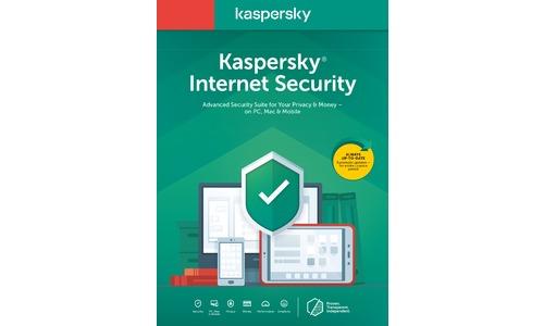 Kaspersky Internet Security 2020 1-device 1-year (BE)