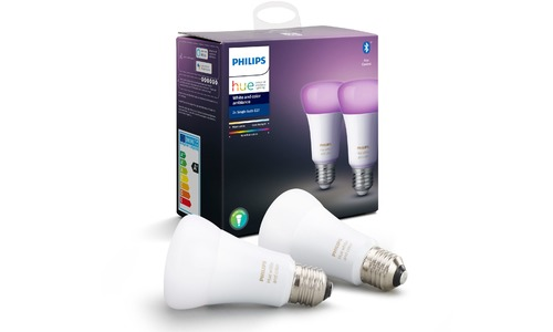 Philips Philips Hue White And Color Ambiance- E27 Duopack Bluetooth