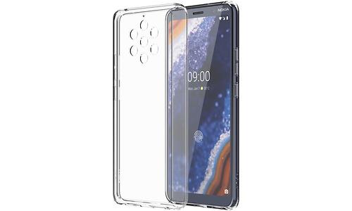 Nokia Nokia 9 PureView Slim Crystal Back Cover Transparent