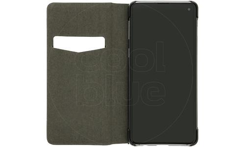 Azuri Booklet Ultra Thin Samsung Galaxy S10 Book Case Black