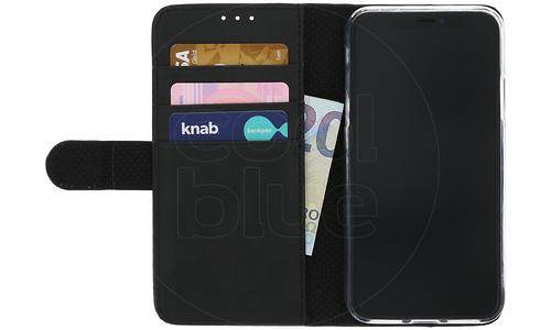 Azuri Wallet Magnet Apple iPhone X Book Case Black
