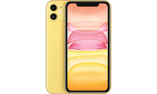 Apple iPhone 11 64GB Yellow (USB-A/Charger/Headphones)