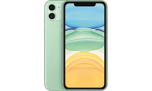 Apple iPhone 11 128GB Green (USB-A/Charger/Headphones)