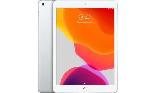 Apple iPad 2019 WiFi + Cellular 32GB Silver