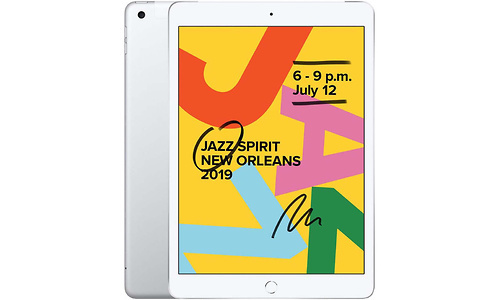 Apple iPad 2019 WiFi + Cellular 128GB Silver