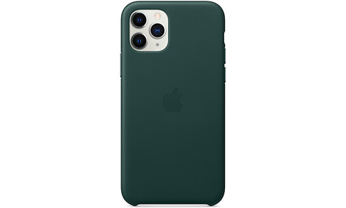 Apple iPhone 11 Pro Leather Case Forest Green