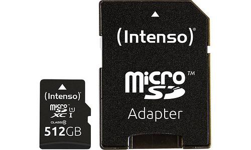 Intenso Premium MicroSDXC UHS-I 512GB