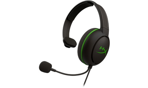 Kingston HyperX CloudX Chat Black/Green