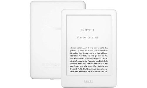 Amazon Kindle Touchscreen 4GB WiFi White