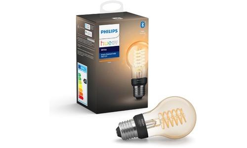 Philips Hue E27 Filament A60 White Bluetooth