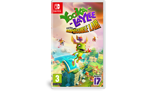 Yooka-Laylee 2 & The Impossible Lair (Nintendo Switch)