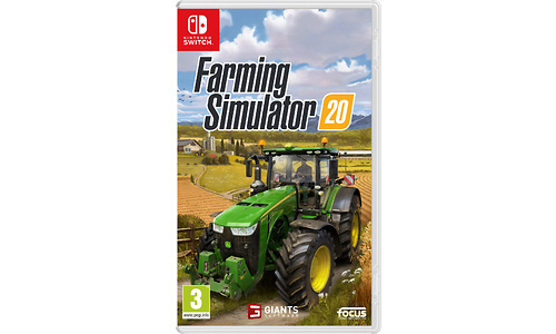Farming Simulator 2020 (Nintendo Switch)