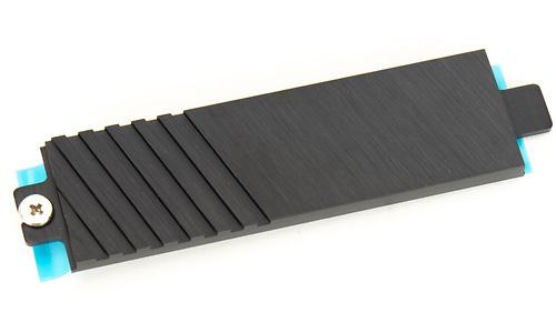 Gigabyte X570 Aorus Ultra M.2 heatsink