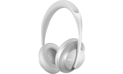 Bose Noise Canceling Headphones 700 Silver