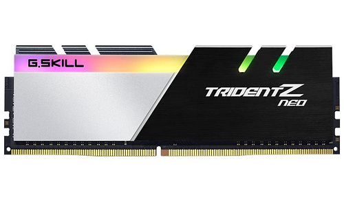 G.Skill Trident Z Neo 64GB DDR4-3600 CL16-16-16-36 quad kit
