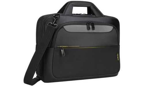 """Targus CityGear Briefcase 14"""" Black (TCG455GL)"""