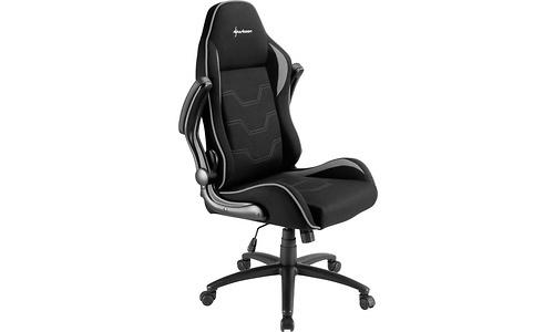 Sharkoon Elbrus 1 Gaming Seat Black/Grey