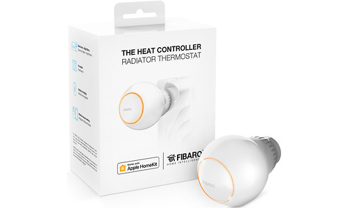 Fibaro The Heat Controller Apple HomeKit