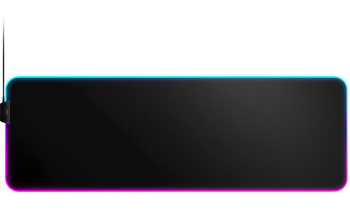 SteelSeries QcK Prism Cloth XL RGB Black