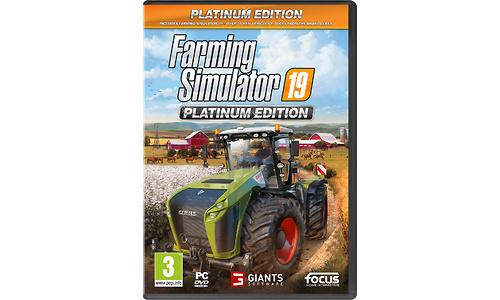 Farming Simulator 19 Platinum Edition (PC)