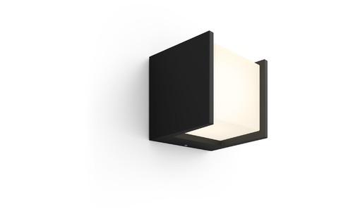 Philips HUE Fuzo Wall Light Black