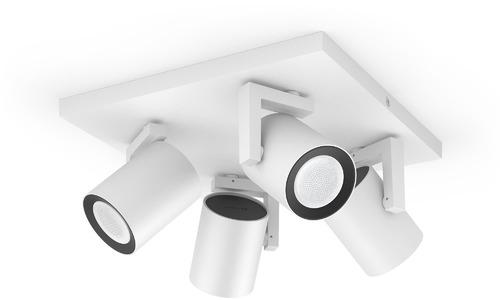 Philips Hue Argenta 4-Spot White & Colour White