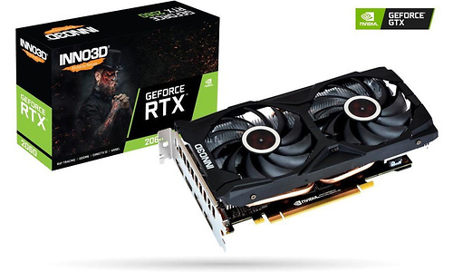 Inno3D GeForce RTX 2060 Twin X2 1710VA15L 6GB