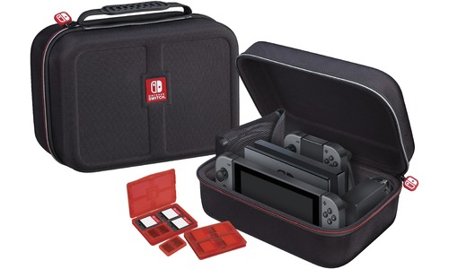 BigBen Official Licensed Luxe Opbergtas Nintendo Switch