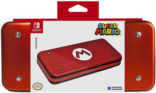 Hori Nintendo Switch Aluminium Case Mario