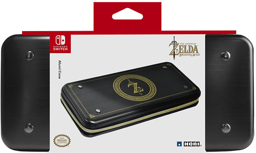 Hori Aluminium Case Zelda Nintendo Switch