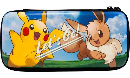 Hori Nintendo Switch Pokémon Let's Go Pikachu/Eevee Pouch