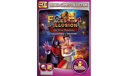 Games Faces Of Illusion: The Twin Phantoms Collector's Edition (PC)