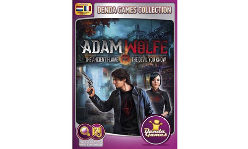 Adam Wolfe The Ancient Flame & The Devil You Know (PC)