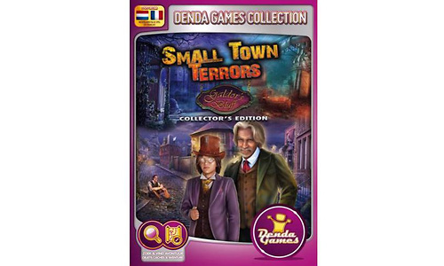 Small Town Terrors Galdor's Bluff Collector's Edition (PC)