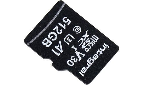 Integral Ultima Pro MicroSDXC UHS-I 512GB + Adapter