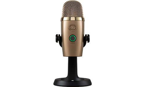Blue Microphones Yeti Nano Gold