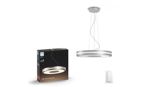 Philips Hue Being Hanglamp Aluminium