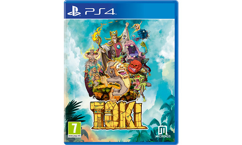 Toki (PlayStation 4)