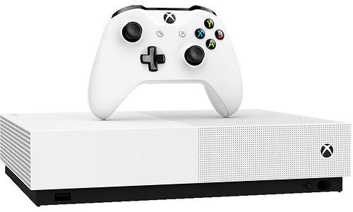 Microsoft Xbox One S Console 1TB White + Fortnite + Sea of Thieves + Minecraft