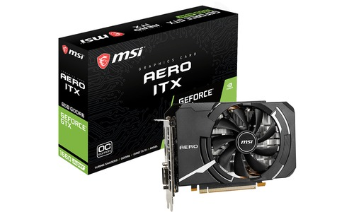 MSI GeForce GTX 1660 Super Aero ITX OC 6GB