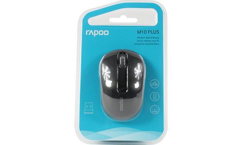 Rapoo M10 Plus Black